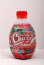 Лимонад Chicco 0.35л, Холодные чай с трубочкой 0, 5